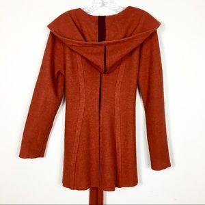 Anthropologie Jackets & Coats - Anthropologie Rosie Neira Boiled Wool Wrap Jacket